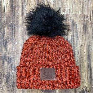 Love Your Melon Pom Beanie Hat